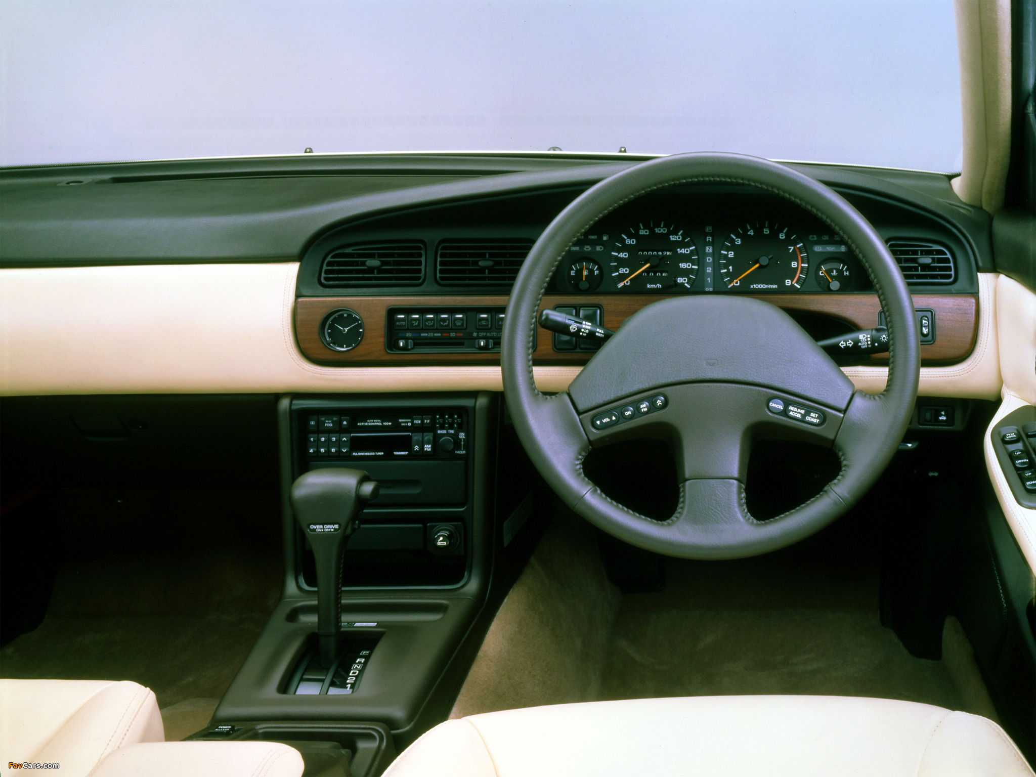 1989 Nissan Laurel #8