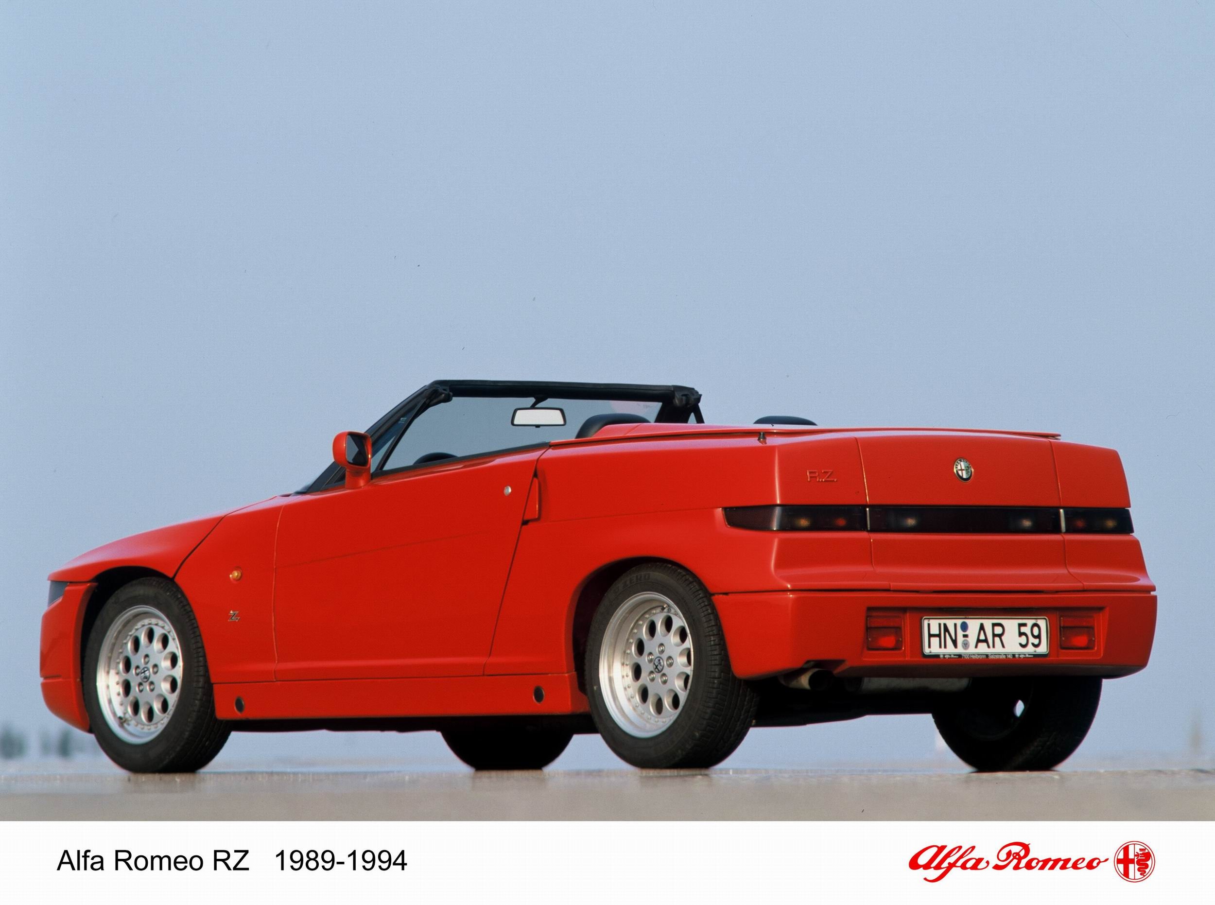Alfa Romeo Rz Photos Informations Articles 156 Wiring Diagram 3