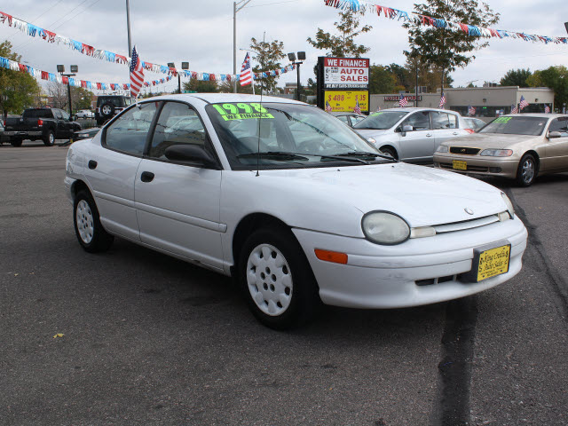 1998 Plymouth Neon #15
