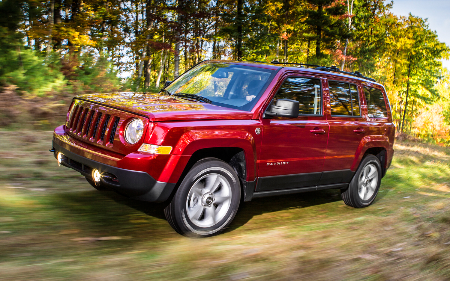 2014 Jeep Patriot #5