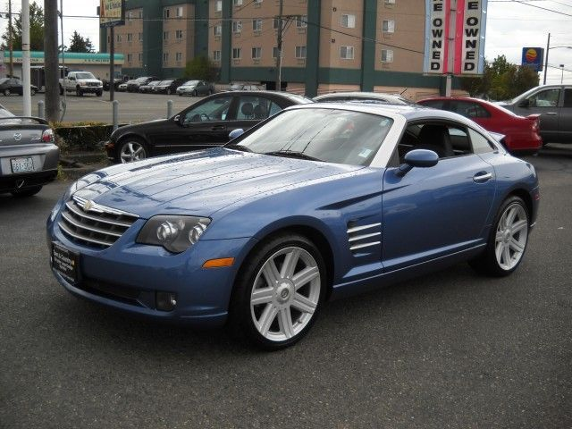 2008 Chrysler Crossfire #10