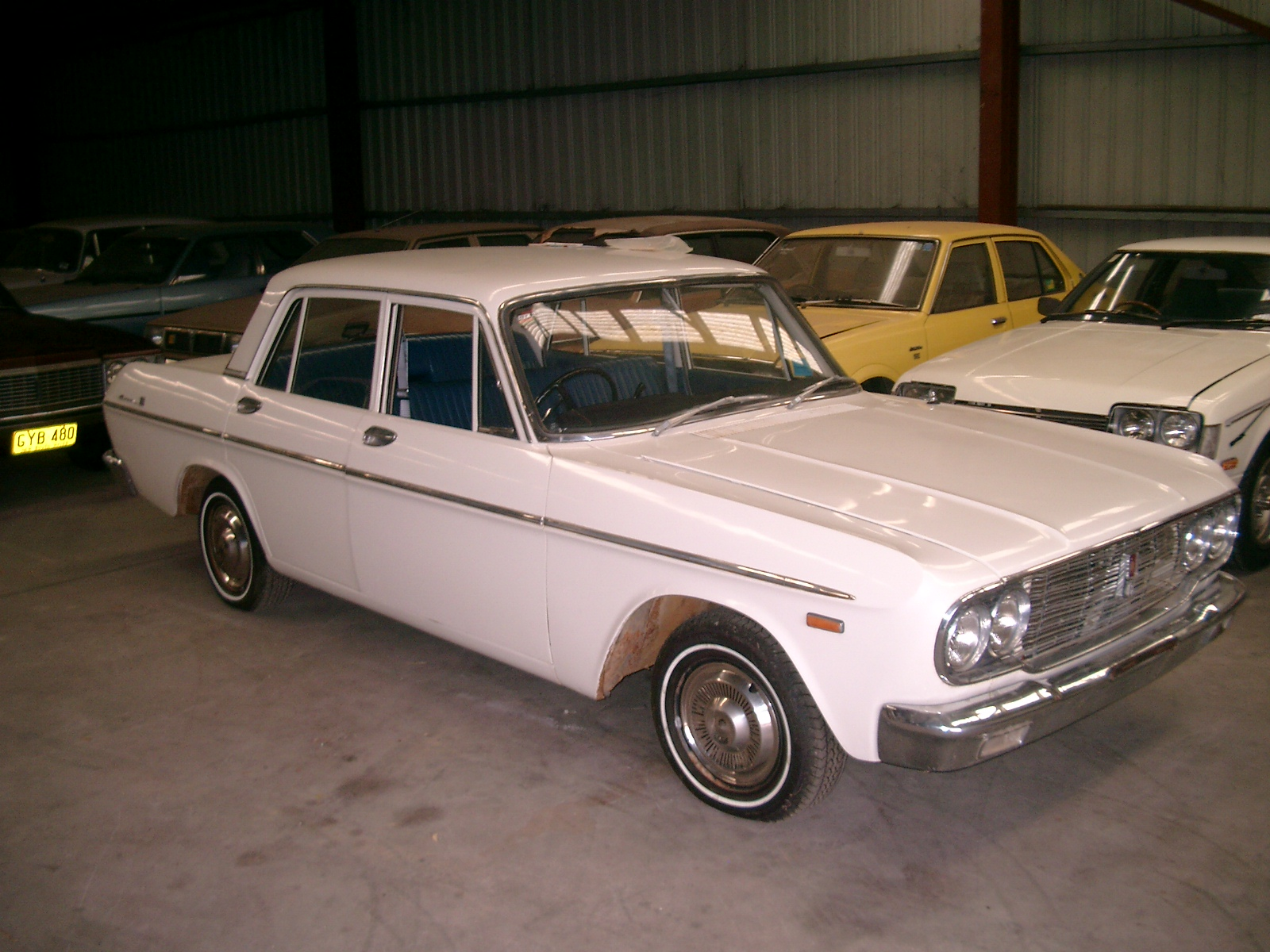 1967 Toyota Crown #10