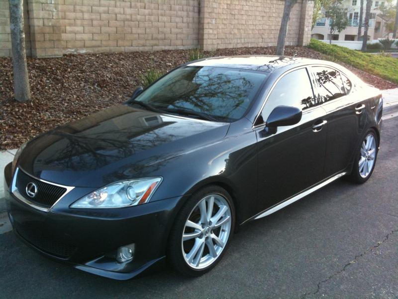 2007 Lexus Is 350 #7