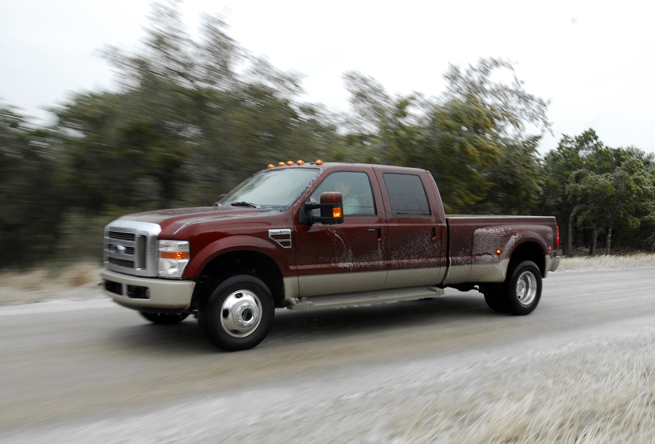 2007 Ford F-450 #2