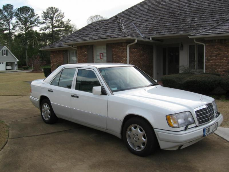 1995 Mercedes Benz E420 Photos Informations Articles