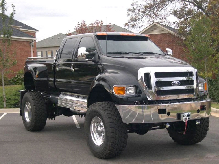 Ford F-650 #11