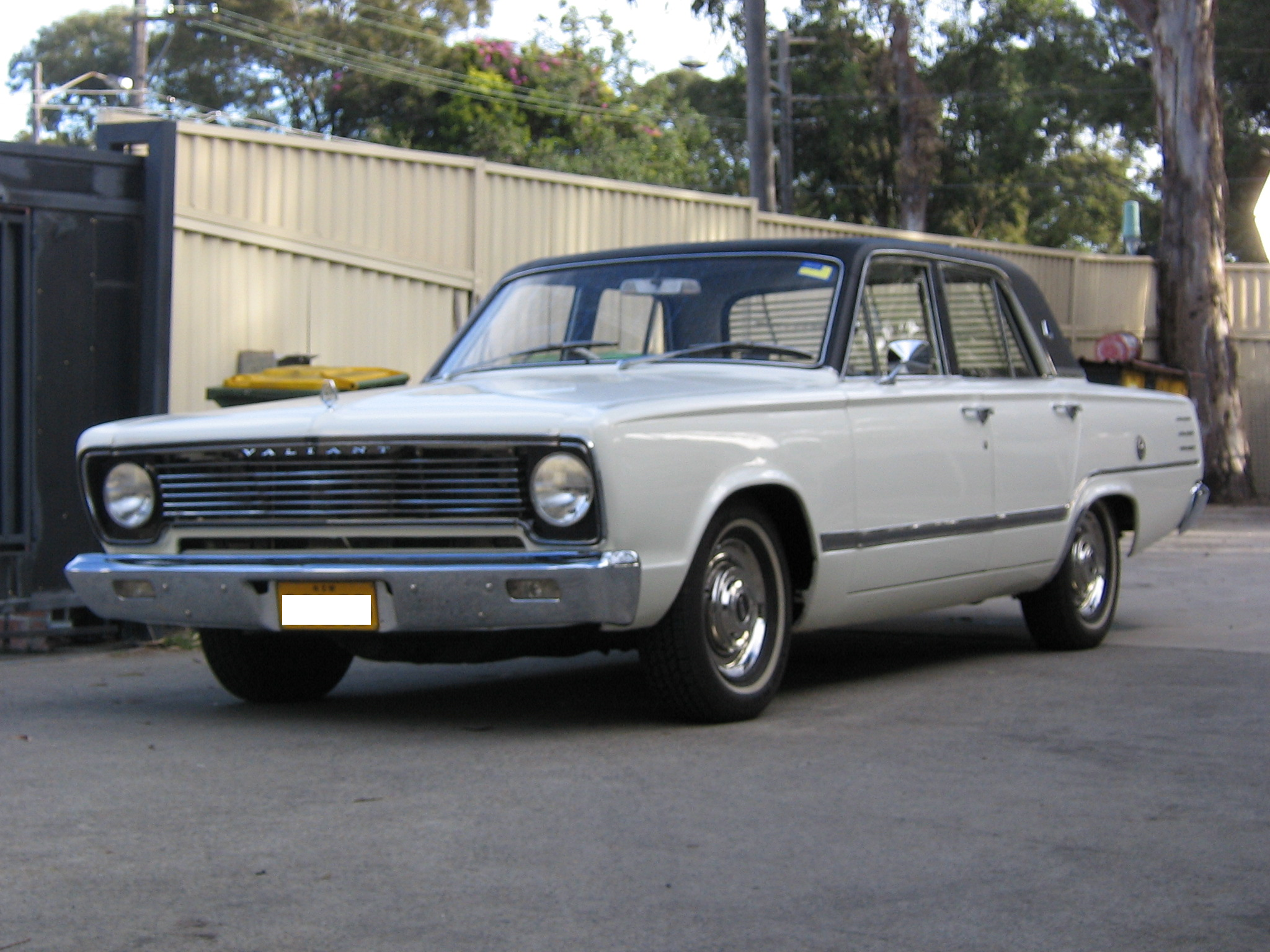 Chrysler Valiant #14