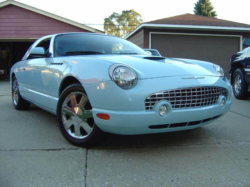 2003 Ford Thunderbird #2