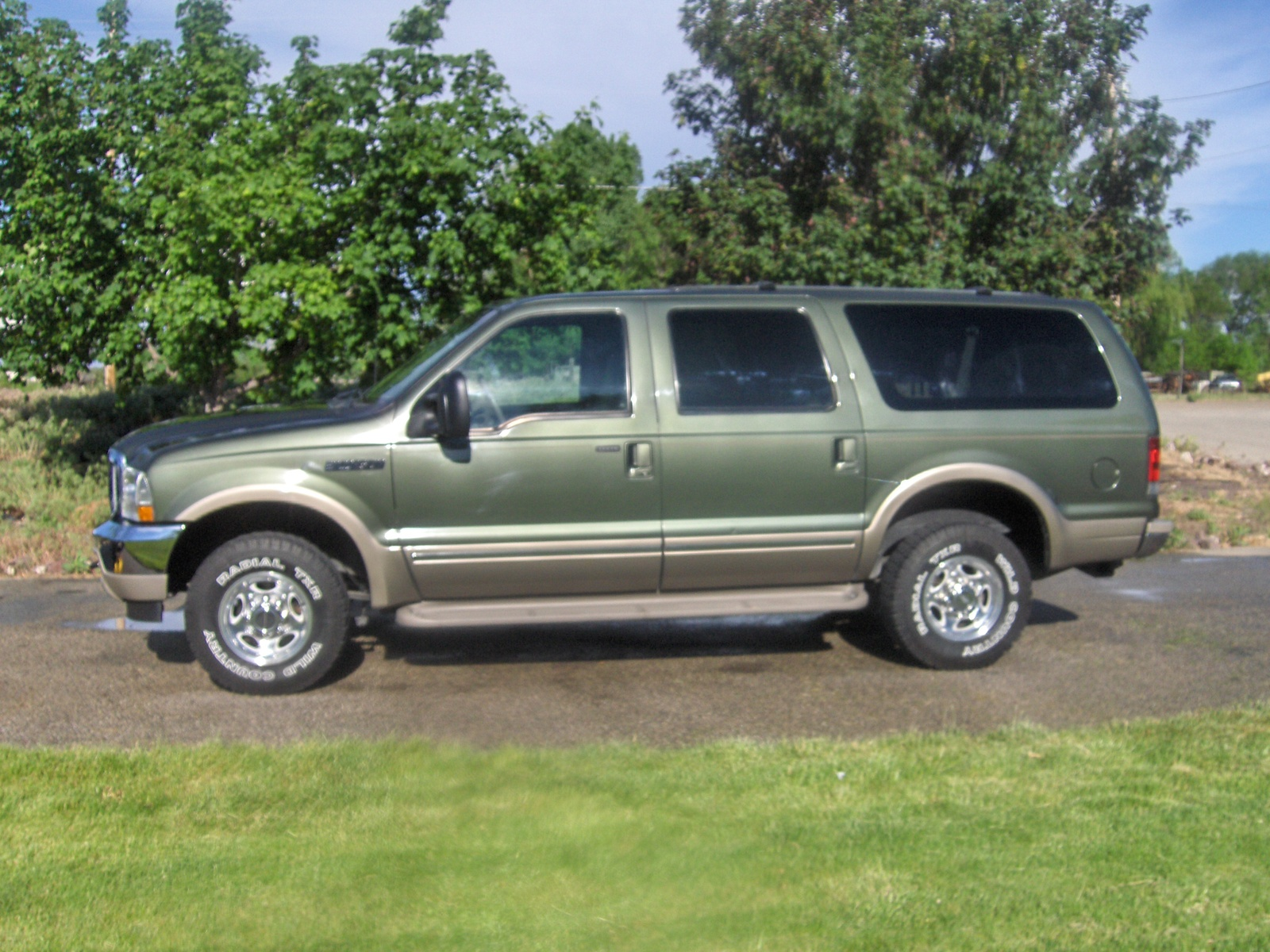 2002 Ford Excursion #7