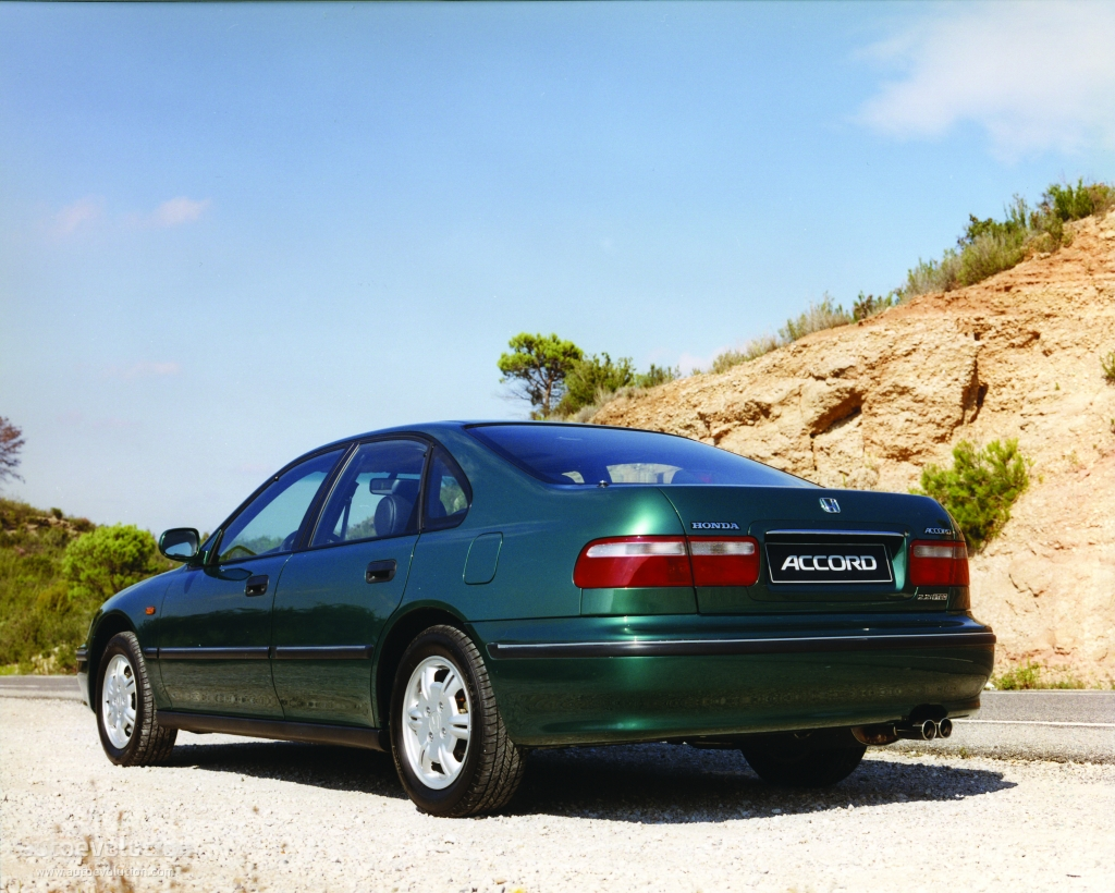 1996 Honda Accord #11