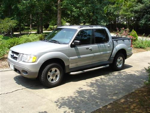 2001 Ford Explorer Sport Trac 2
