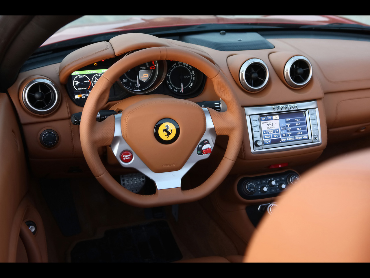 2009 Ferrari California #13