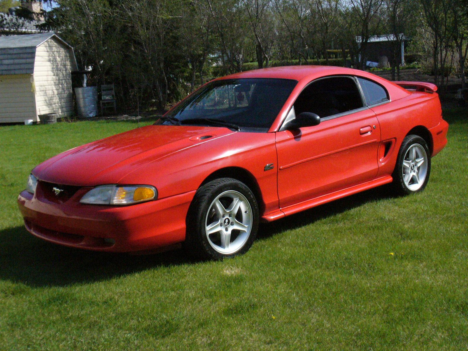 1994 Ford Mustang #2