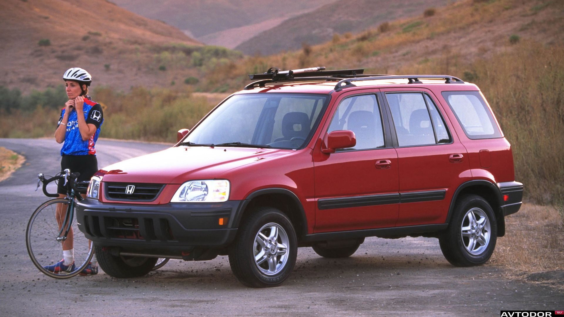 2000 Honda Cr V Photos Informations Articles