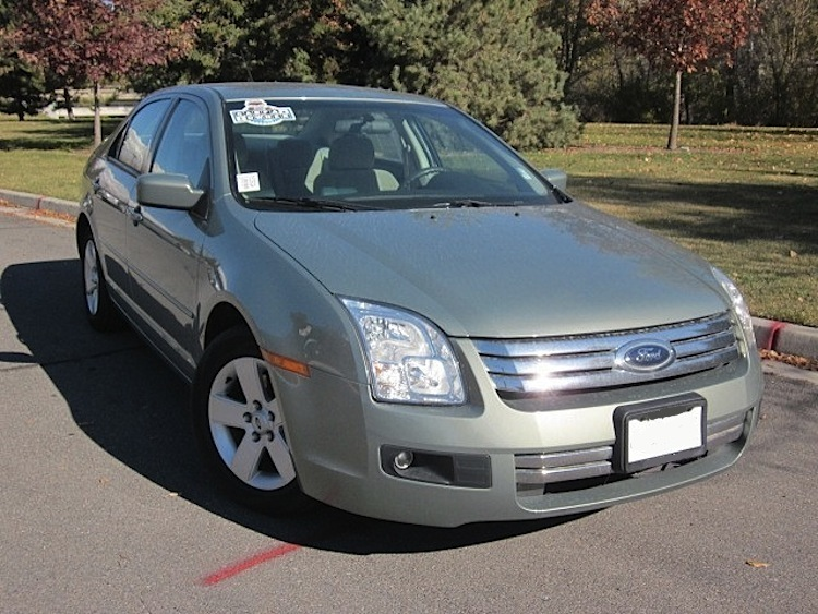 2009 Ford Fusion #7