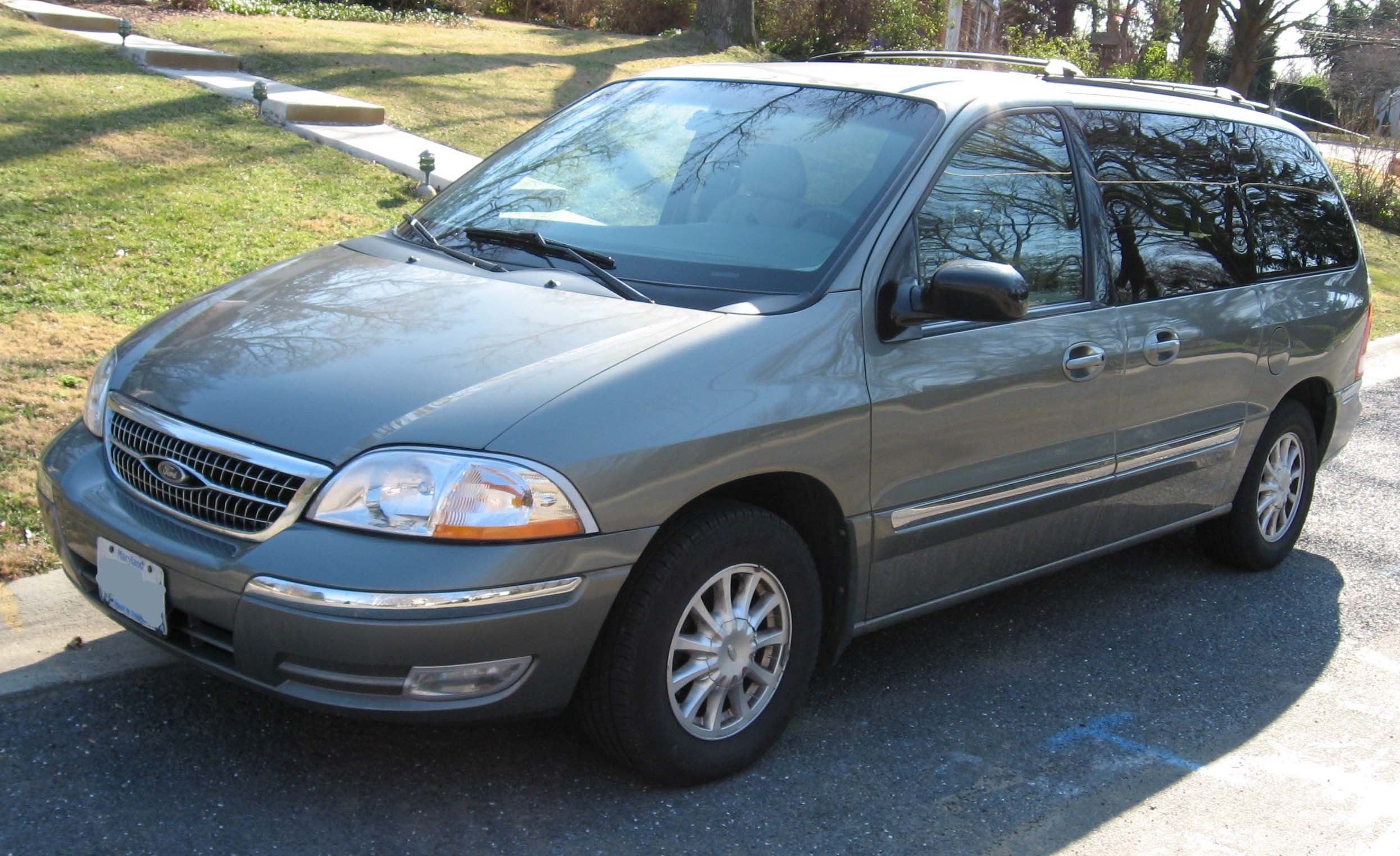 1999 Ford Windstar #3