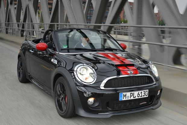 2014 Mini Cooper Coupe #11
