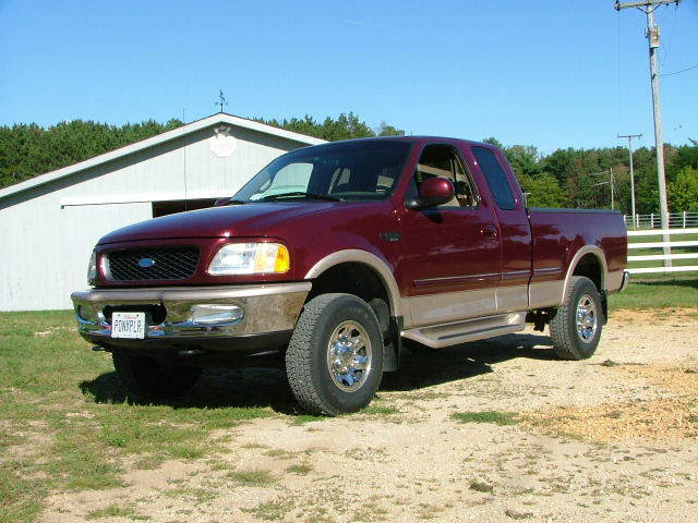 1998 Ford F-250 #11