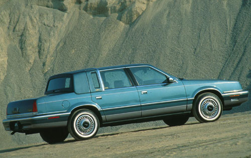 1992 Chrysler Imperial #16