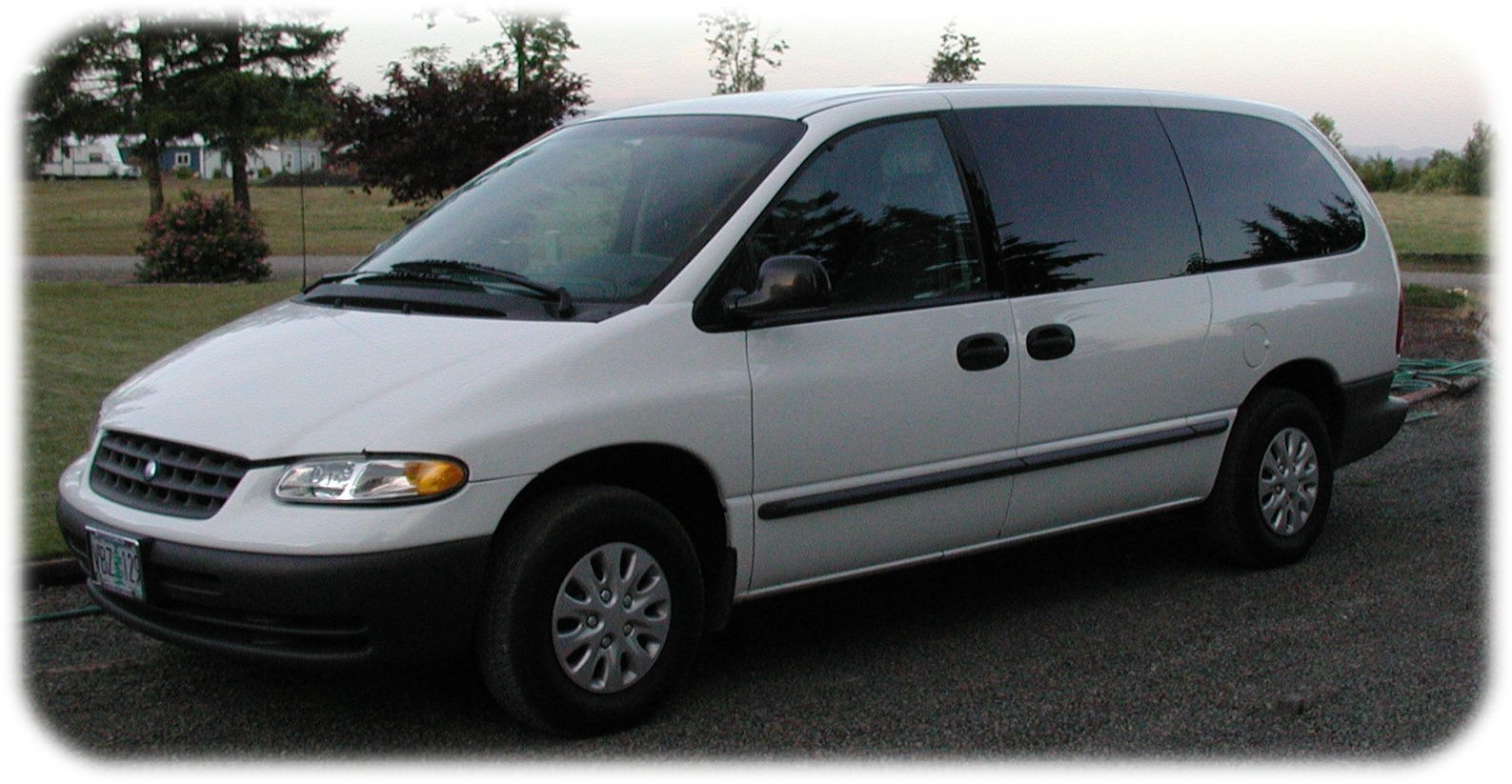 1997 Plymouth Grand Voyager #5