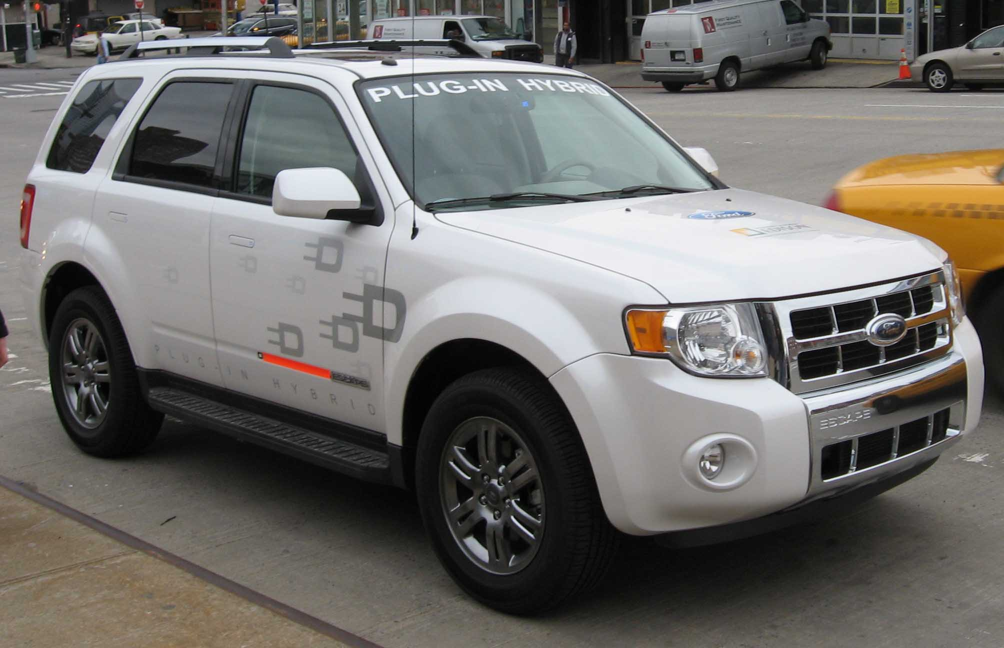 2011 Ford Escape Hybrid #9
