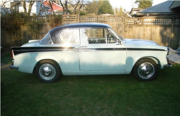 1959 Sunbeam Rapier #7
