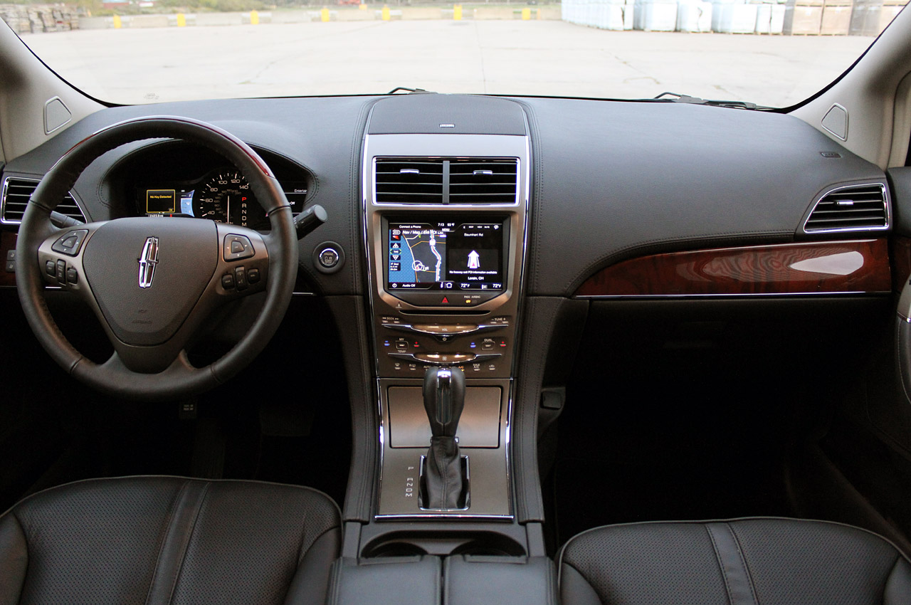 Lincoln Mkx #5