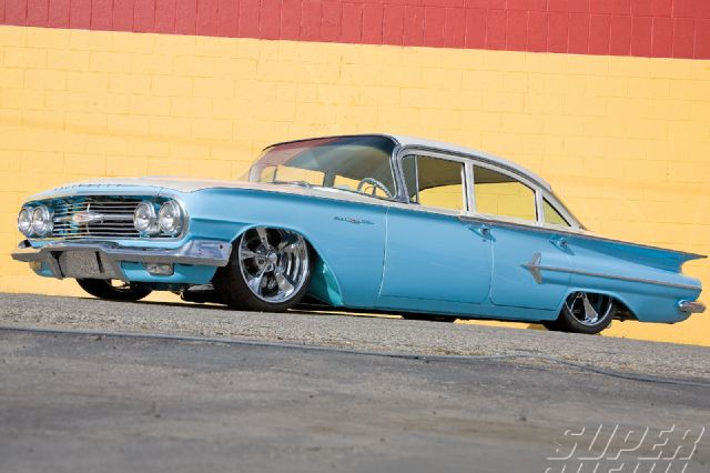 1960 Chevrolet Bel Air #4