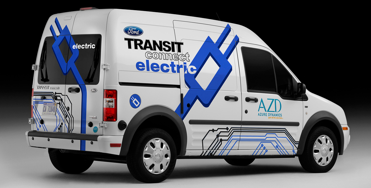2012 Ford Transit Connect #7