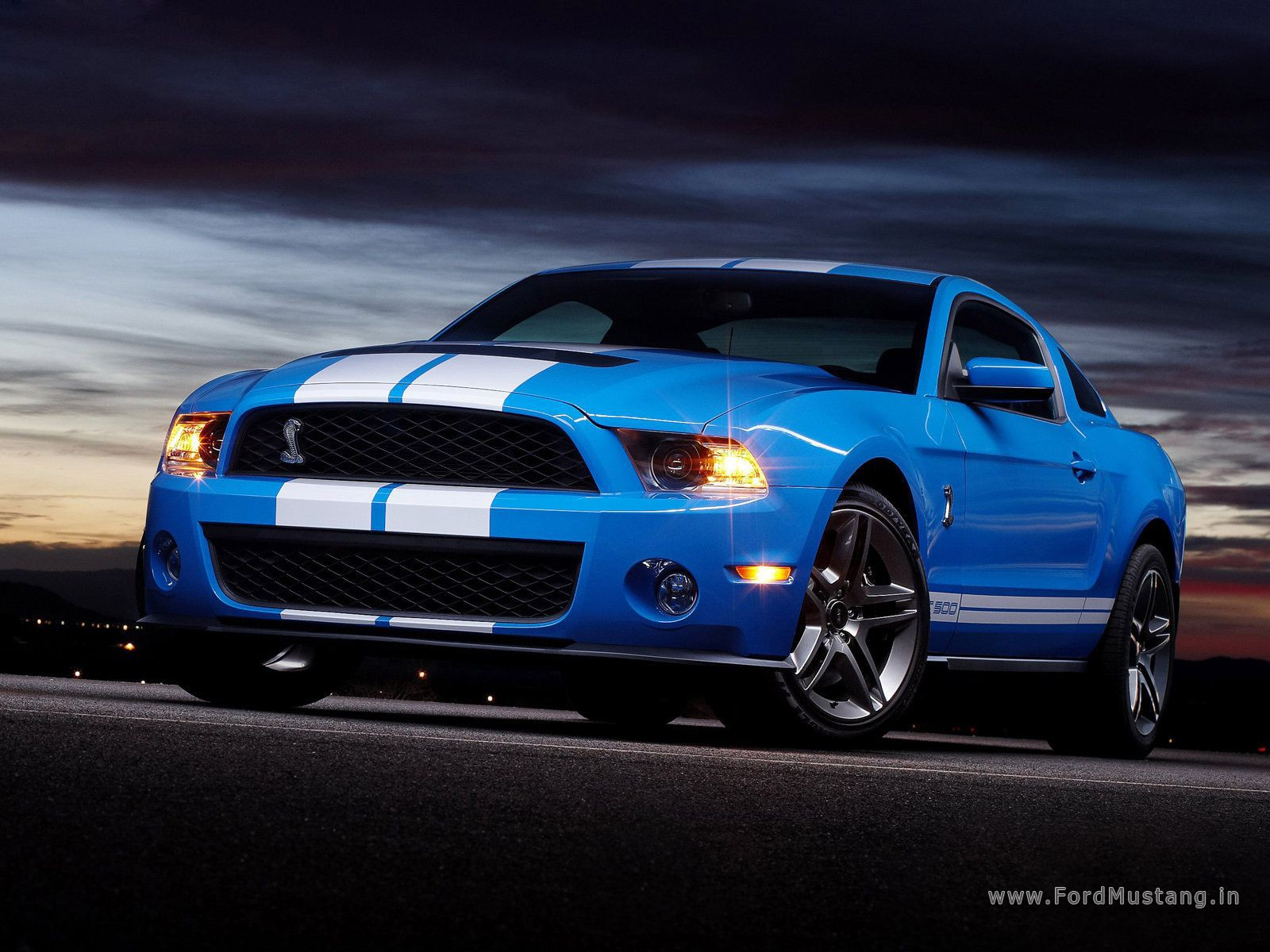 Ford GT 500 #10