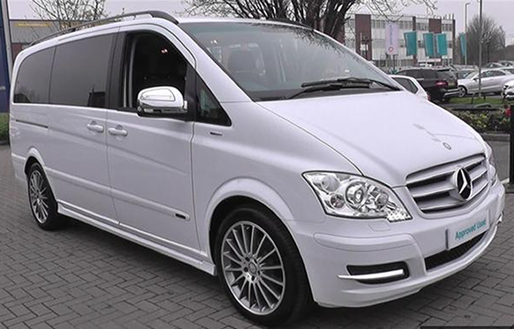 Mercedes-Benz Viano #2