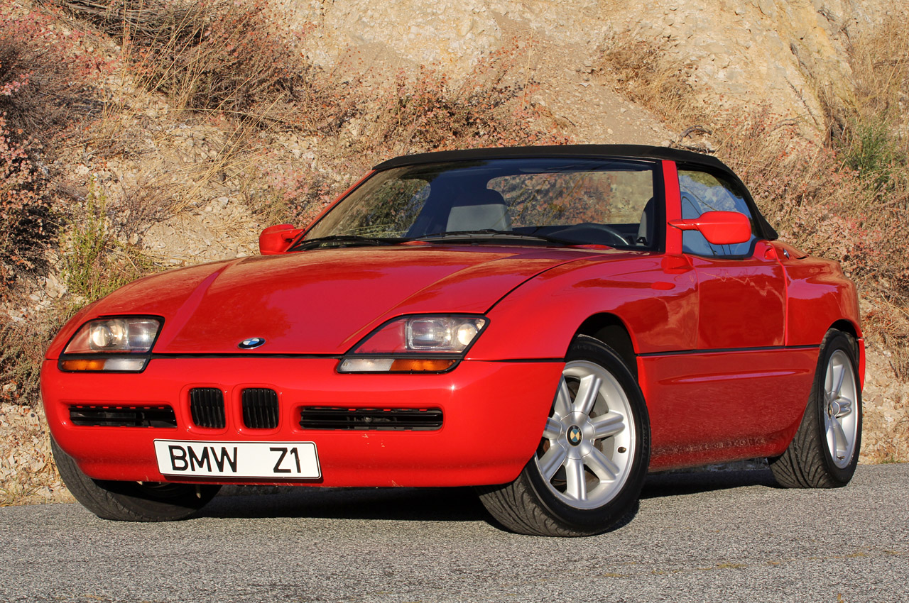 bmw z1 photos informations articles. Black Bedroom Furniture Sets. Home Design Ideas