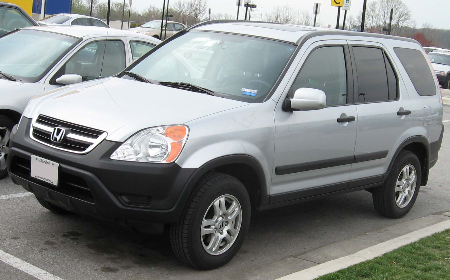 2004 Honda Cr-v Photos, Informations, Articles ...