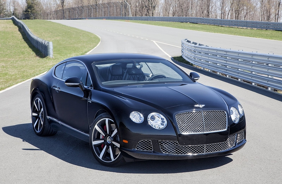 2014 Bentley Continental Gt #4