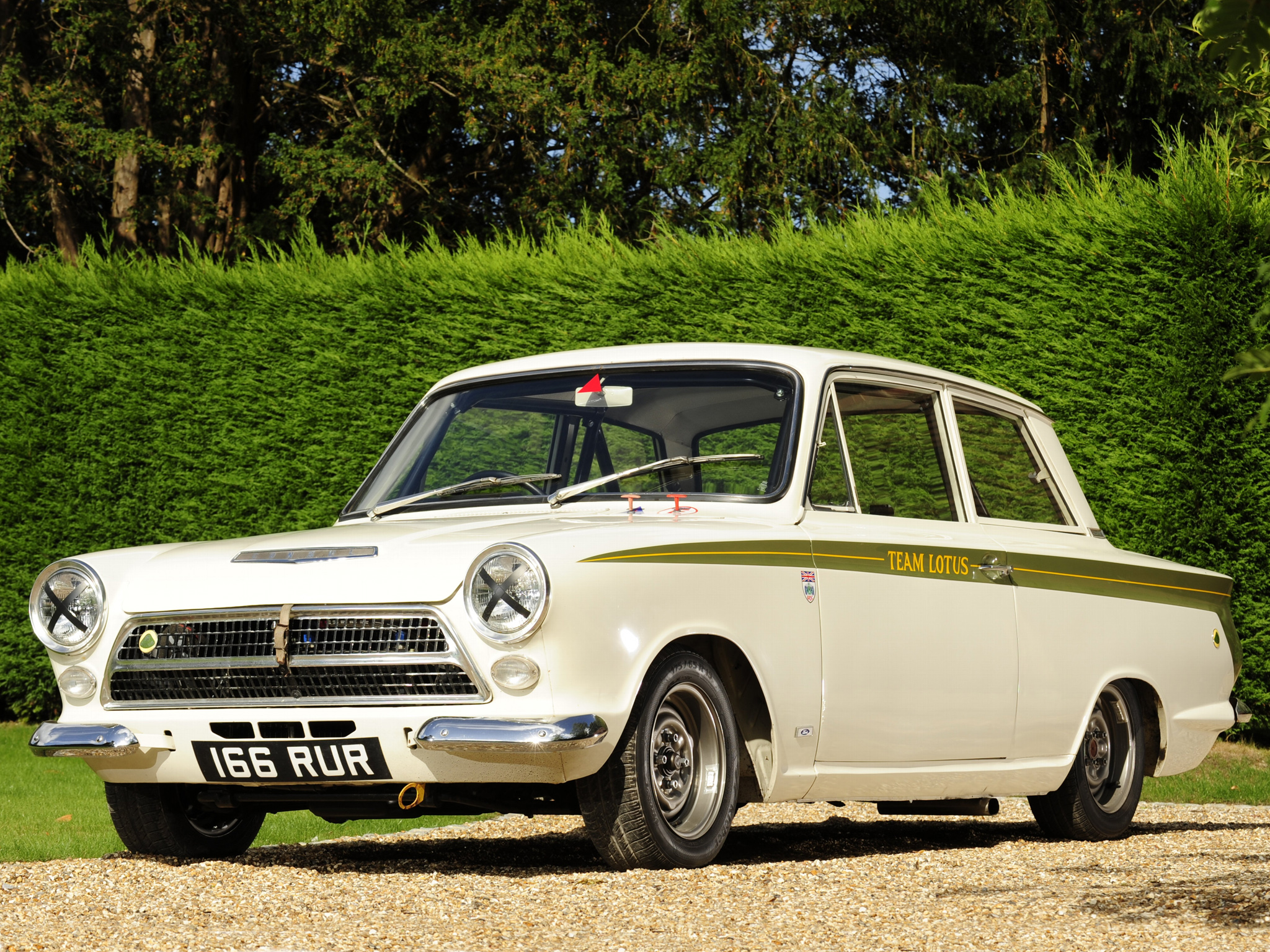 Ford Lotus Cortina #4