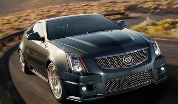 2013 Cadillac Cts-v Coupe #3