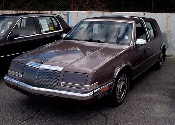 1992 Chrysler Imperial #11