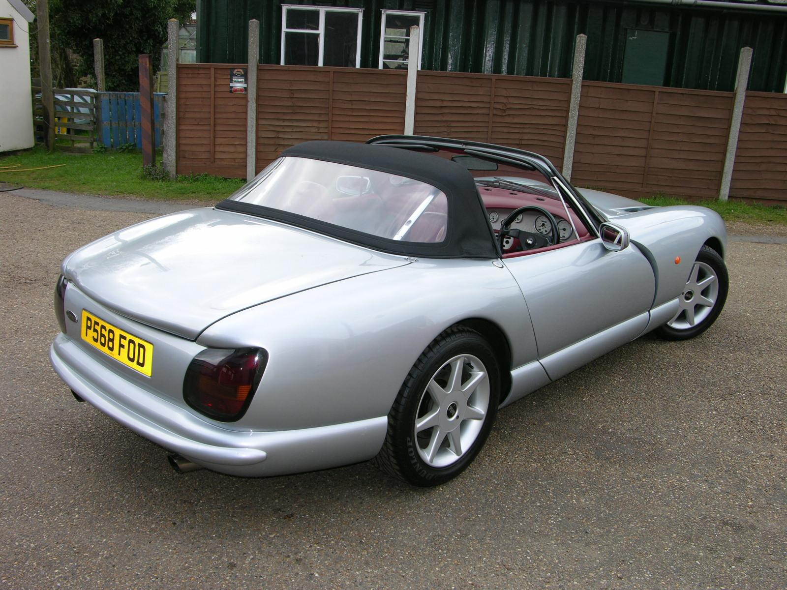 1997 TVR Griffith #2