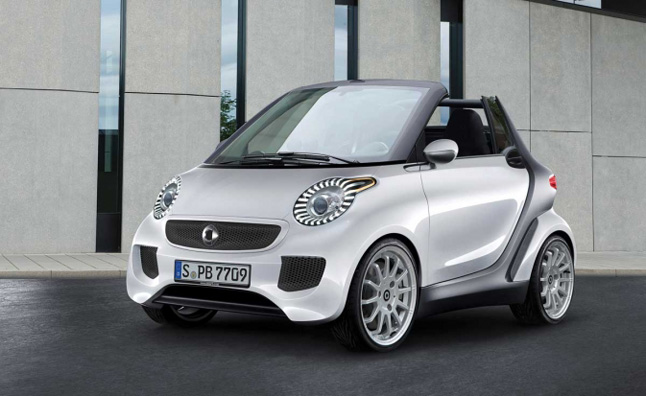 2014 Smart Fortwo #4