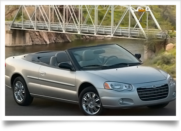 2006 Chrysler Sebring #9