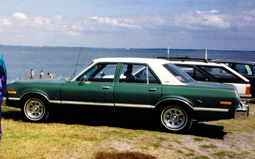 1977 Plymouth Volare #4
