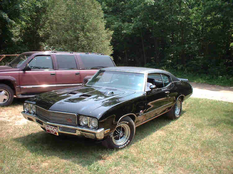 1971 Buick GS #2