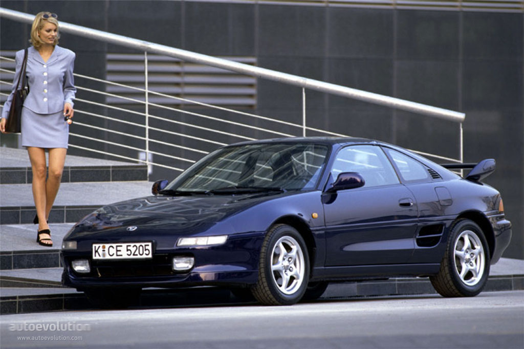 Toyota Mr2 #14