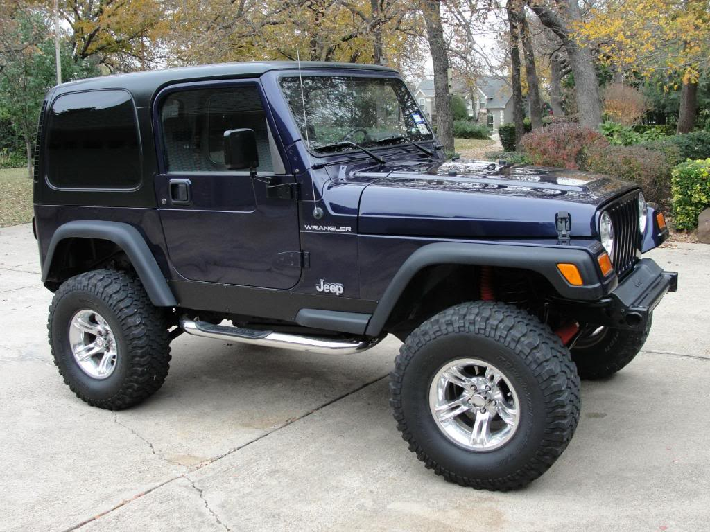 Jeep Wrangler Lifted >> 1998 Jeep Wrangler Photos, Informations, Articles ...