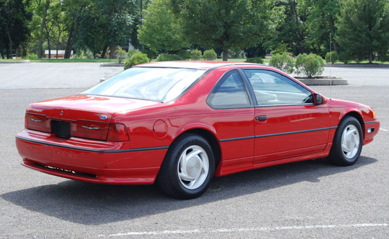 1990 Ford Thunderbird #17