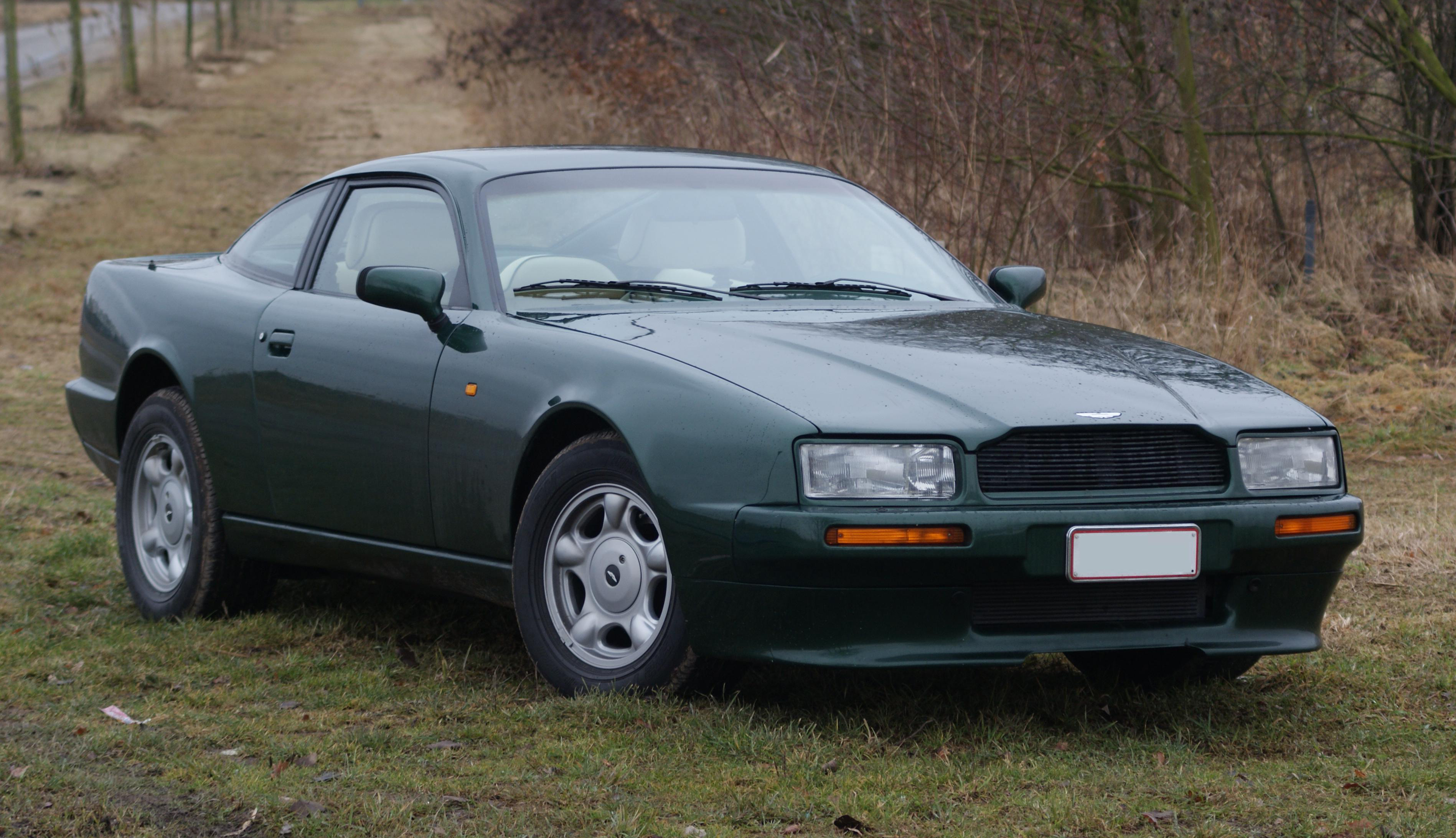Aston Martin Virage #6