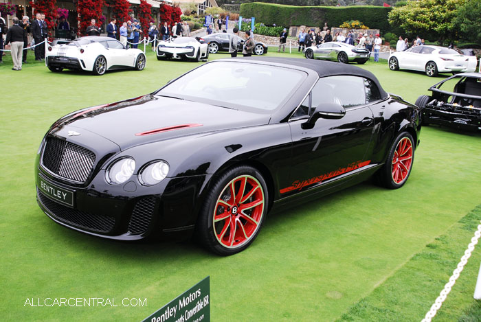 2011 Bentley Continental Supersports Convertible #17