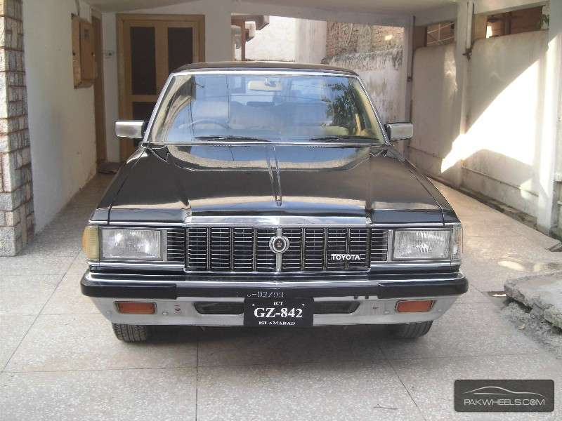 1982 Toyota Crown #5