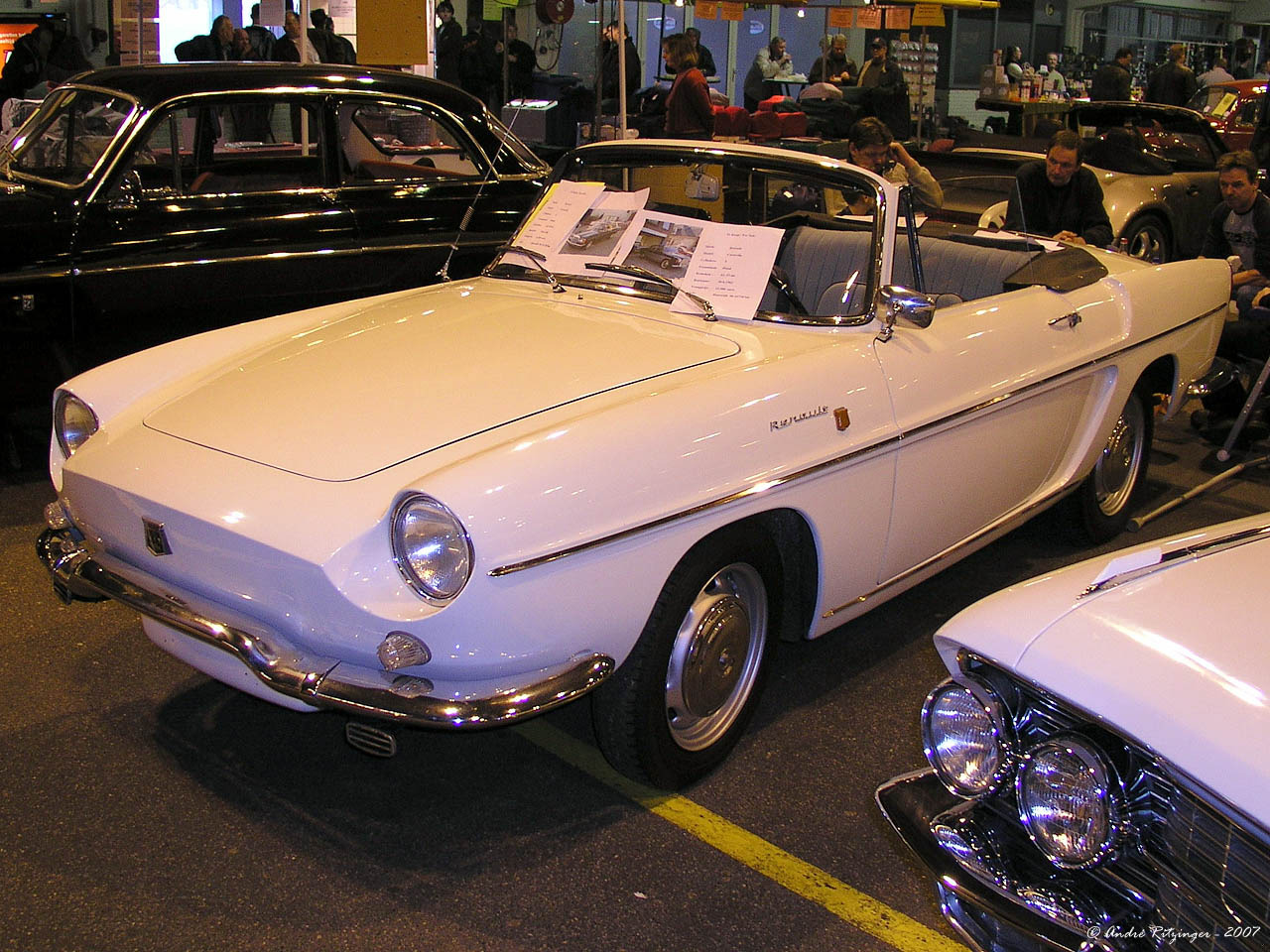 1962 Renault Caravelle #10
