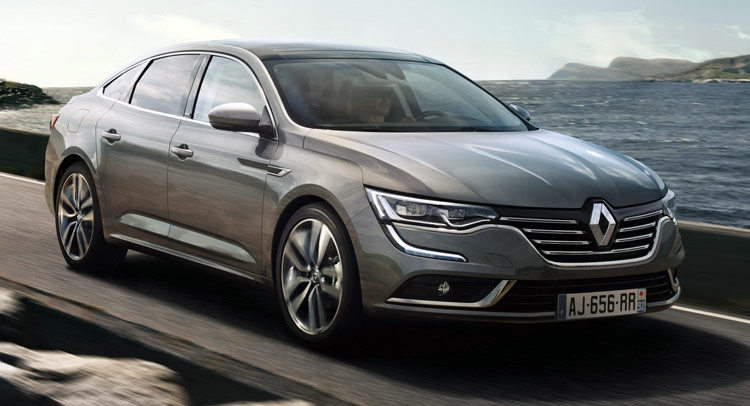 Renault Talisman Photos Informations Articles Bestcarmag